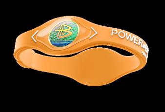 Neonový silikonový Power Balance náramek